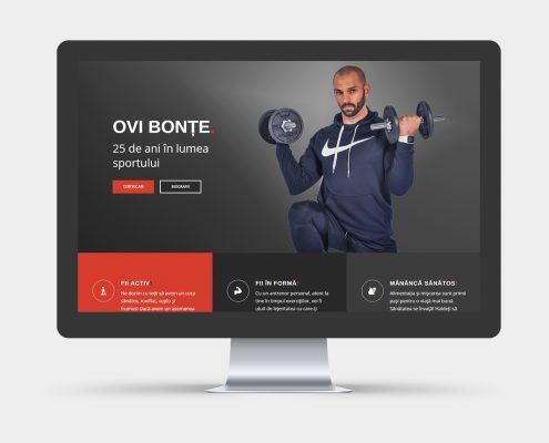 site web ovibonte personal trainer